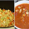 Soupe de lgumes (au Delicook)