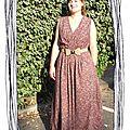 La robe longueeeeeee