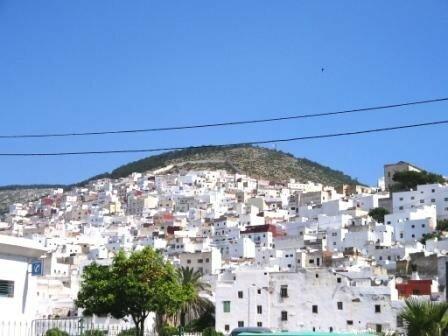 منظر آخر للمدينة