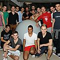 Mr gay europe 2012 - jour 1 / day 1 - buona sera roma!
