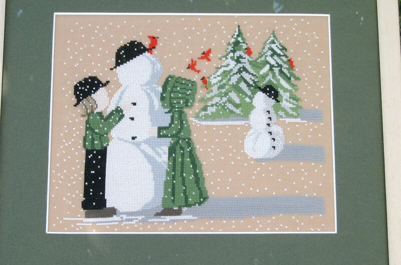 Noël 1997 Amish