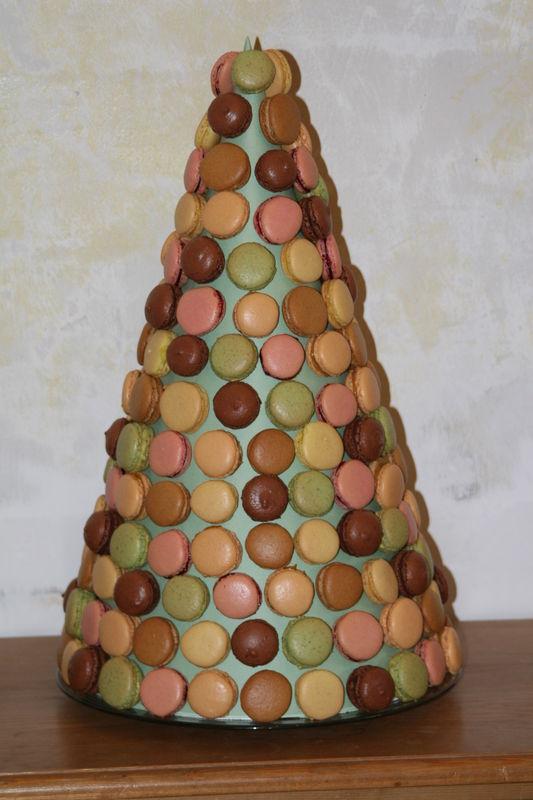 Montage pyramide