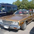 DODGE Coronet Custom 4door Sedan 1973 Illzach (1)