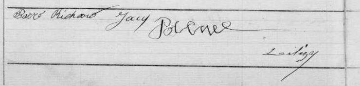 1881 M à Chantenay Charles Barré Anne Porhiel_3