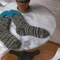 Des chaussettes, encore des chaussettes!