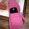 Petite pochette téléphone portable