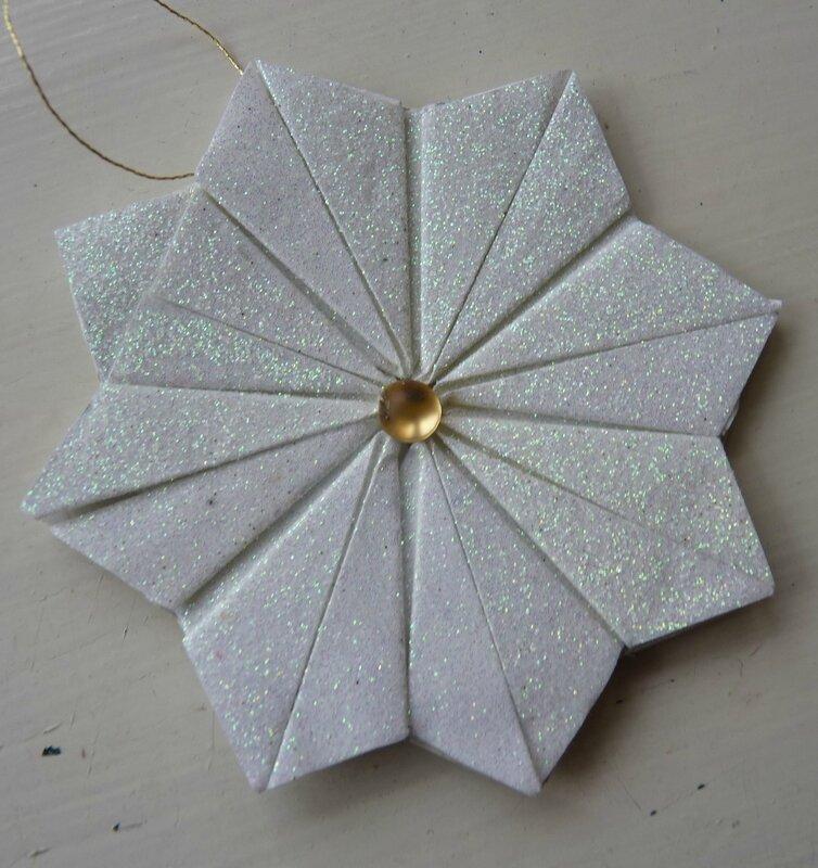 Etoiles en papier (11)