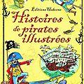 Histoires de pirate illustrées
