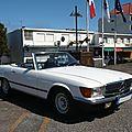 MERCEDES SL R107 cabriolet Le Tampon (1)