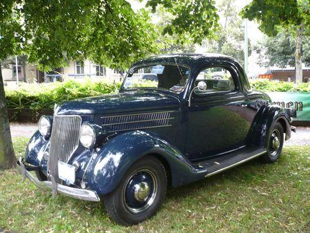 FORD Deluxe Early V8 3window coupé 1936 Baden Baden (1)