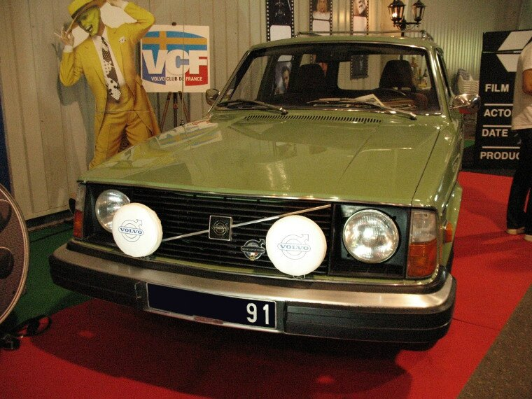 Volvo245DLav