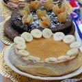 La farandole de gâteaux