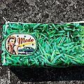 trousse herbe verte