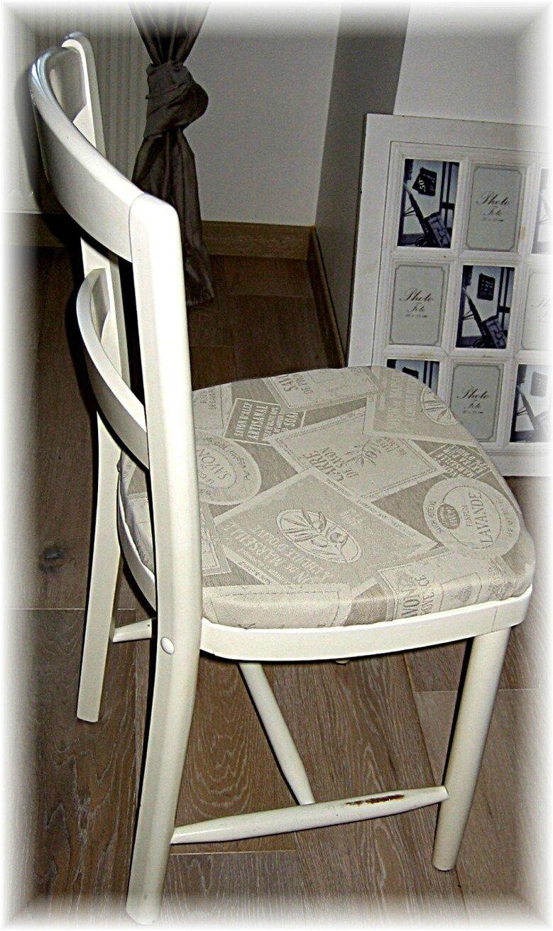 r novation dessus de chaise les temps libres de myma. Black Bedroom Furniture Sets. Home Design Ideas