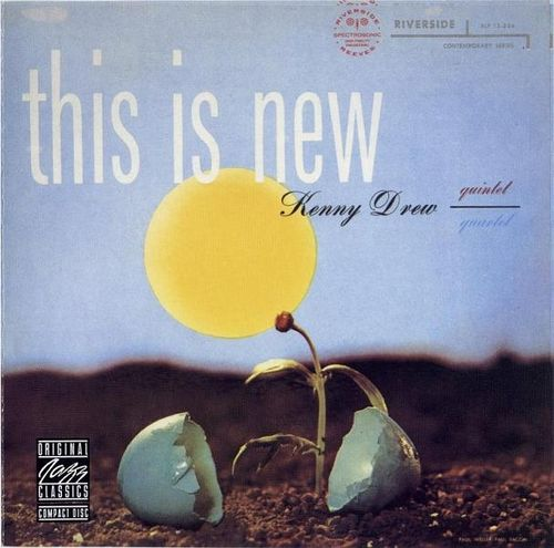 Kenny Drew - 1957 - This Is New (Riverside)