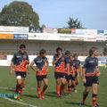 Saison 2010-2011, match des Cadets / 4 Cantons, le 11 septembre