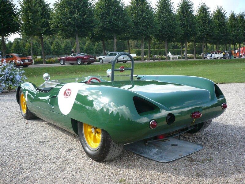 LOTUS 23B Racing 1963 Schwetzingen (2)