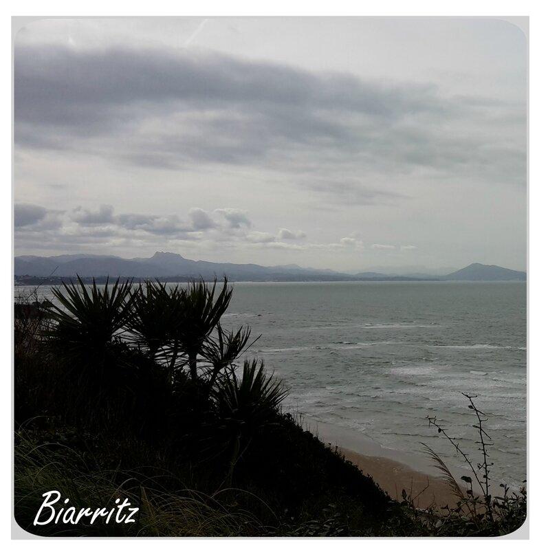 En balade - Biarritz