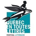 Un festival littraire  Qubec