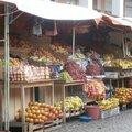 Marche aux fruit Otavalo