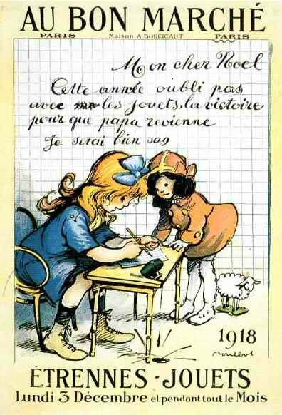 Poulbot Bon Marché2