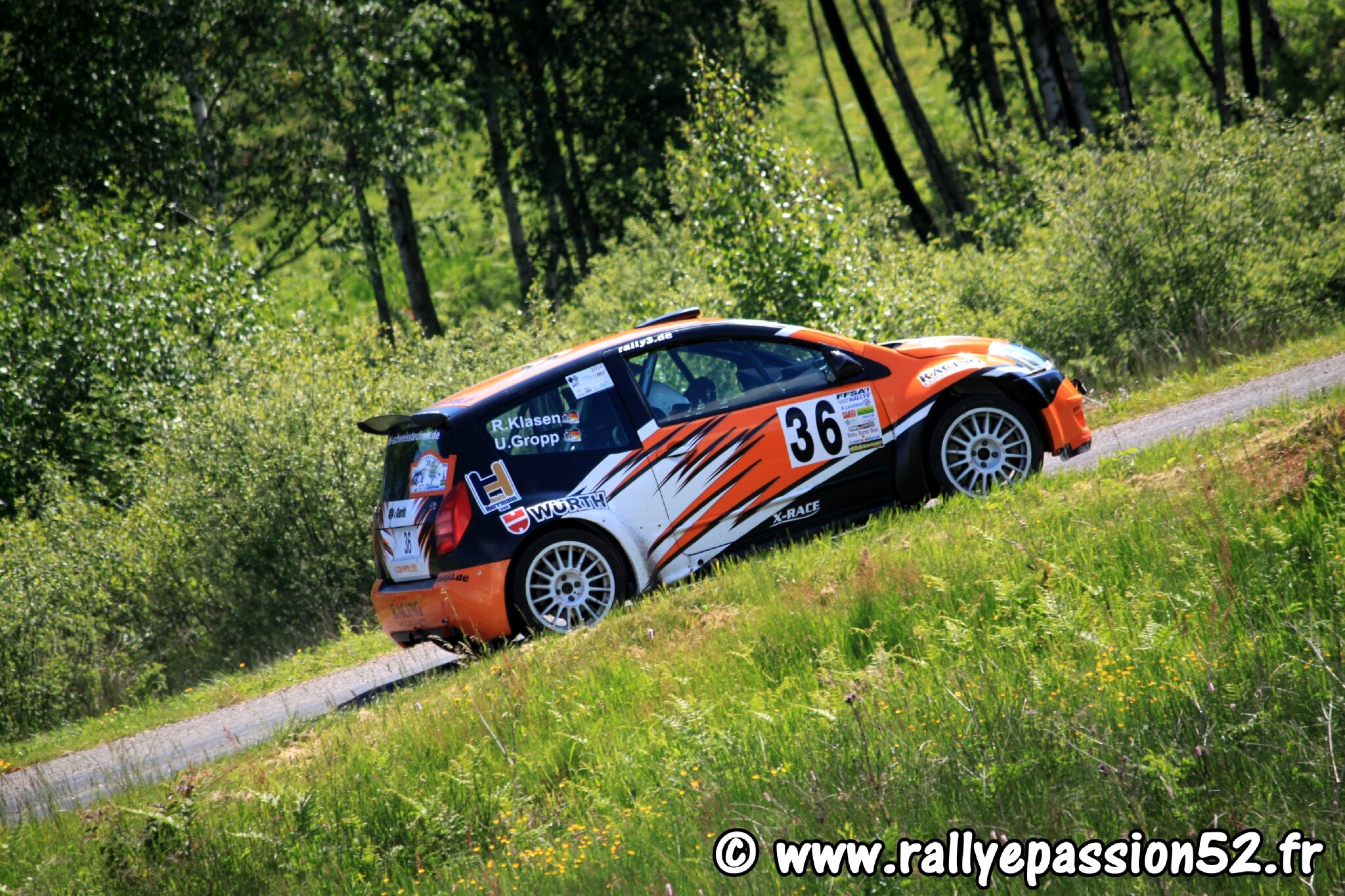 Photos Rallye de la Luronne 2014