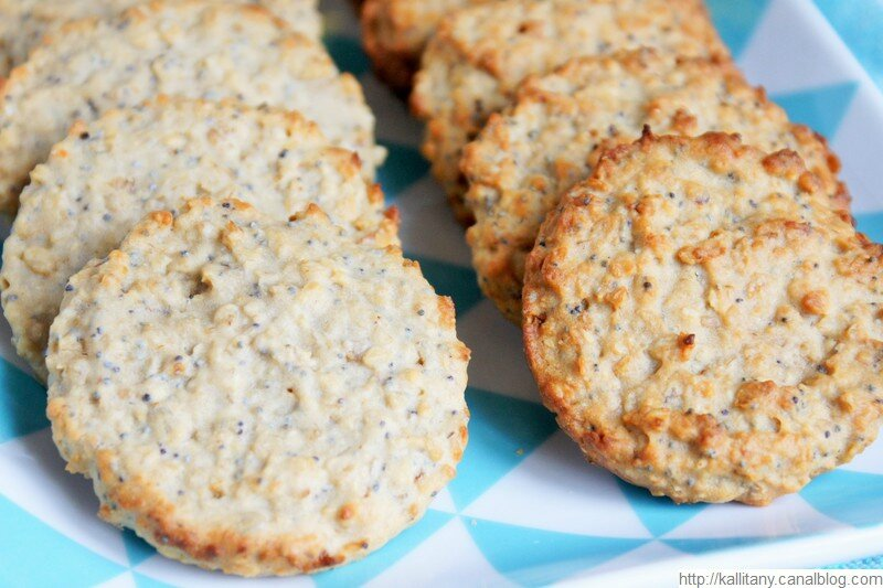 Recette petits gâteaux miel pavot tournesol - Blog Kallitany (12)