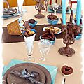 Table gourmandises chocolatées 035