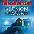 Masterton, graham: le démon des morts