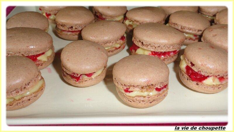 macarons crème patissière-framboises-01699