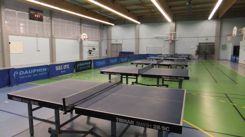 complexe sportif anjou sabl sur sarthe tennis de table. Black Bedroom Furniture Sets. Home Design Ideas