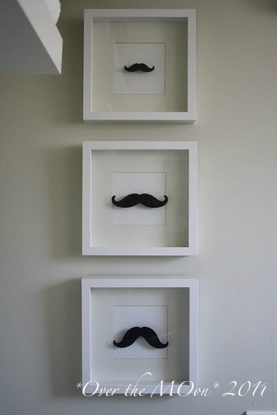 Mustaches Frame