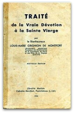 Grignion de Montfort dévotion z