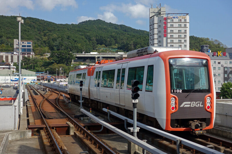 Busan–Gimhae Light Rail 1
