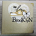 Album in love in brooklyn