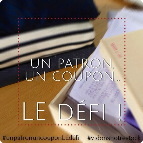 Un patron un coupon
