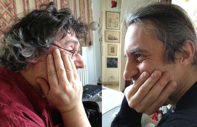 Jean-Marc Foussat et Fred Marty