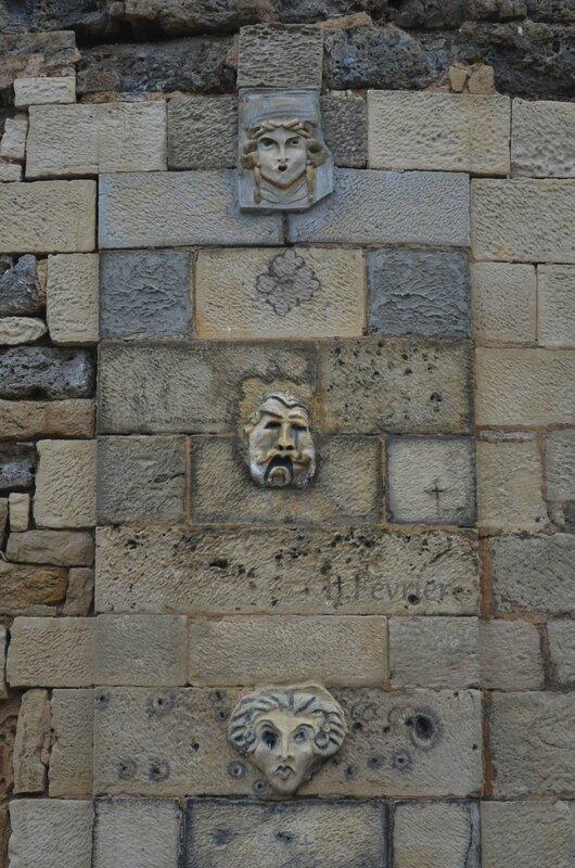 Tour de la Géhenne - 21140 Semur en Auxois