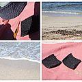 Crochet along : un plaid à la manière de vasarely #4