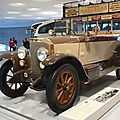 MERCEDES Knight 16-45 PS Tourenwagen 1921 Stuttgart (1)