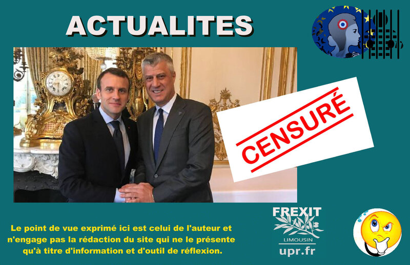 ACT THACI MACRON CENSURE