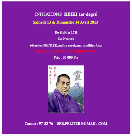 REIKI 1 13_14 avril 2013