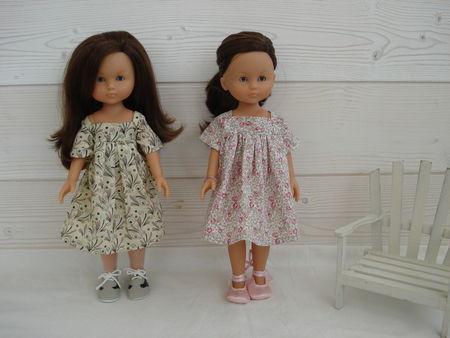 les poupée Chéries...
