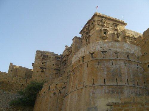 Jaisalmer, la forteresse