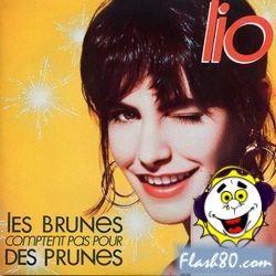 LIO_Les_brunes_comptent_pas_pour_des_prunes
