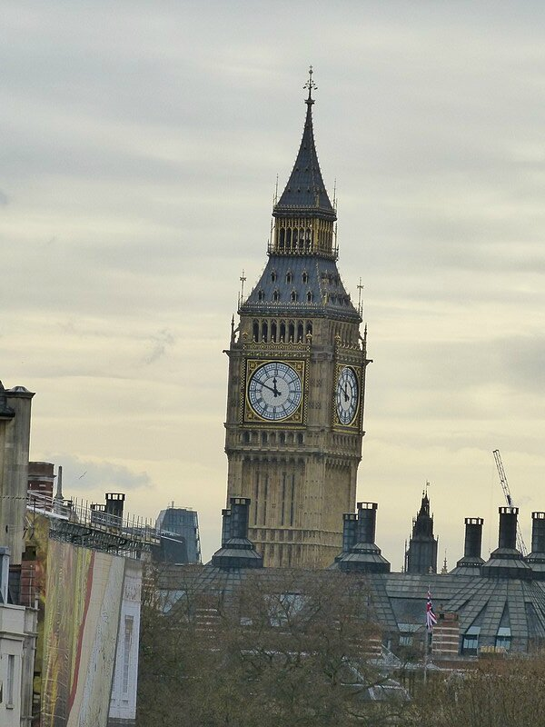 ZOOM SUR BIG BEN