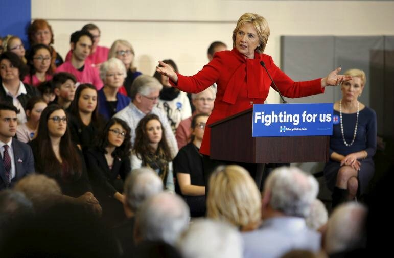 Hillary Clinton and Women fighting for us