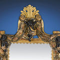 Important Venetian Blackamoor Mirror, Circa 1850 @ M.S. RAU ANTIQUES