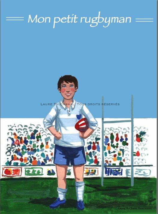 mon petit rugbyman