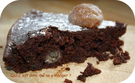 Gâteau crème de marrons - Copie (2)
